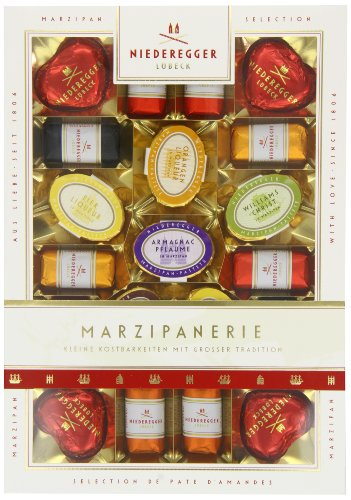 Niederegger Marzipanerie Marzipan Assortment 270 g