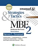 Image of Strategies and Tactics for the MBE II (Bar Review Series)