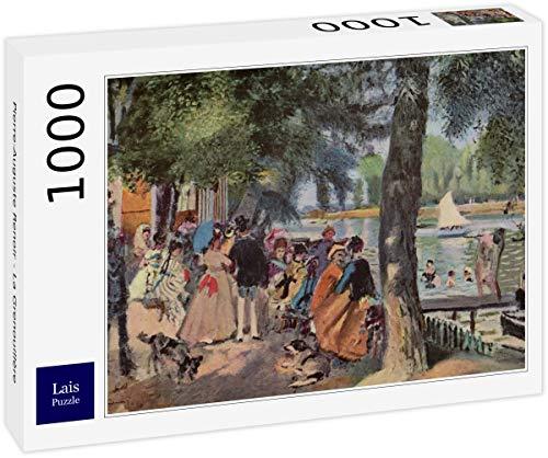 Lais Puzzle Pierre-Auguste Renoir - La Grenouillère 1000 Pezzi