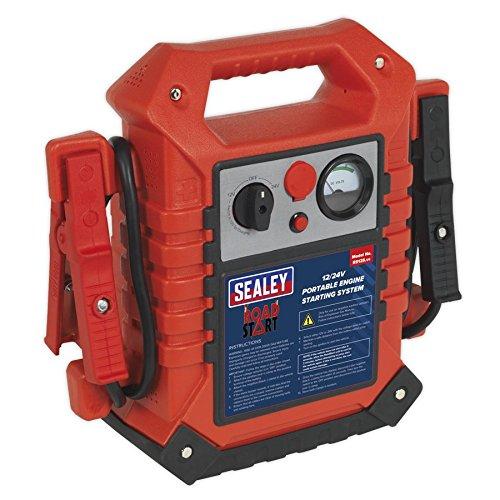 RoadStart RS125 - Generador de emergencia (12/24 V, 3000/1500 A)