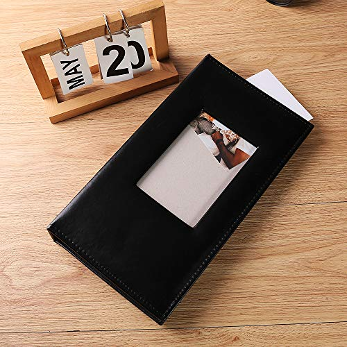 Vienrose Photo Album for 4x6 300 Photos Leather Cover Extra Large Capacity Photo Book for Family Wedding Anniversary…