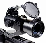 Ozark Armament Rhino Red Dot Sight - Green Dot Sight - Includes Picatinny...