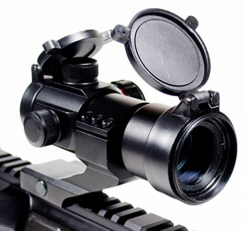 Ozark Armament Rhino Red Dot Sight - Green Dot Sight - Includes Picatinny Mount - Co-Witness -...