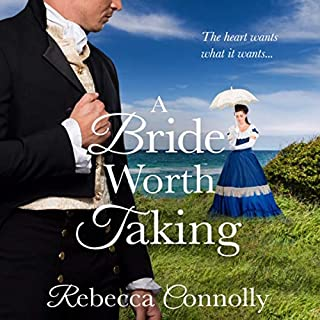 A Bride Worth Taking audiobook cover art