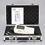Lorenlli Dispositivo medidor de vibración Digital portátil GM63A Medidor de Vibraciones portátil...