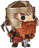 Pop! The Lord of The Rings - Figura de Vinilo Gimli
