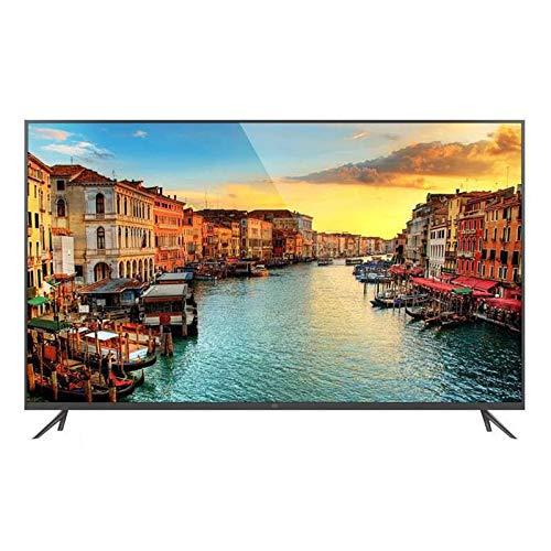 YILANJUN TV (32/42/46/55 Zoll) Fernseher (HD, Umfangreiche Schnittstellen, Integriertes WLAN), HDMI, AV-Eingang, USB, Ambilight, Smart HD