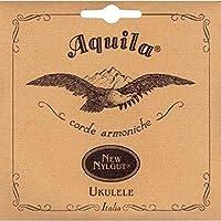 Aquila/アクイーラ AQ-SR(4U)×10セット Nylgut ウクレレ弦 ソプラノ用