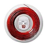 Wilson Revolve Twist Cordaje, Adultos Unisex, Red (Rojo), 16G
