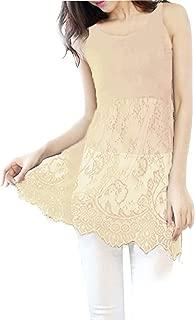 lace trim dress extender