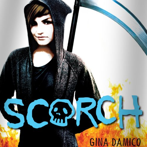 Scorch audiobook cover art