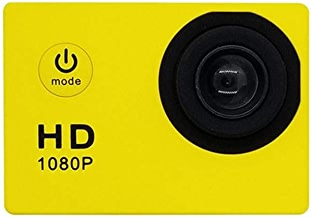 $52 Get Yirind 1080P Outdoor Sport Camera, Waterproof Camera 140 Degree Wide View Angle Digital Camera 2 Inch LCD Action Cameras