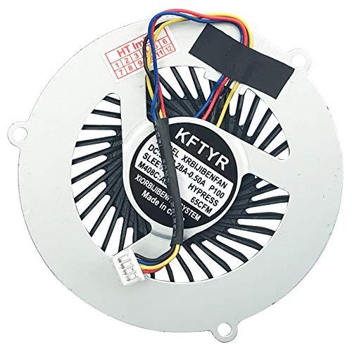 Lüfter Kühler Fan Cooler kompatibel für Lenovo IdeaPad Y570 (M62GSGE), Y570 (M62GXGE), IdeaPad Y570 (M62GPGE), Y570 (M62GKGE), IdeaPad Y570 (M62GQGE), Y570 (M62GVGE)