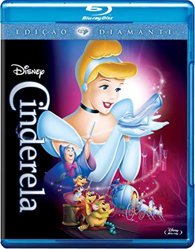Cinderela Edição Diamante [Blu-ray]