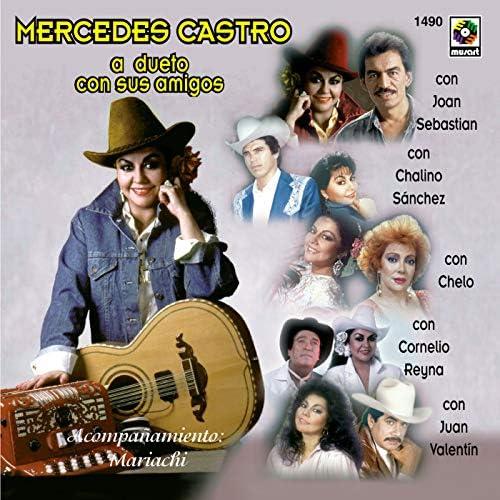 Mercedes Castro feat. Joan Sebastian, Cornelio Reyna, Chalino Sanchez, Chelo & Juan Valentin