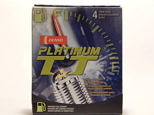 4 PCSNEW -- DENSO #4505 PLATINUM T T Spark Plugs -- PKH16TT