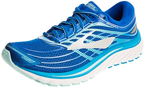 Brooks Glycerin 15, Chaussures de Running Femme, Rose (Pink/Purple/Silver 1b608), 39 EU