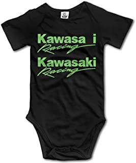Baby's Romper Jumpsuit Baby Clothes Outfits Kawasaki Logo