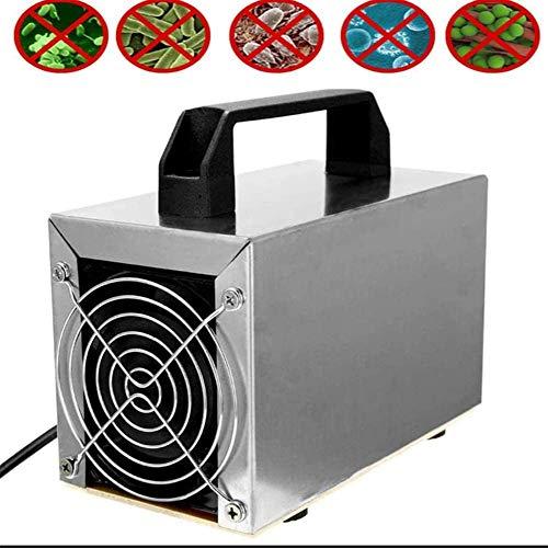 BBYT Professionelle Ozon Generator O3 Luftreiniger Desinfektion Und Sterilisation 10G/H Luftreinigung,Beweglicher Ozon-Generator Für Zimmer Autos Und Haustiere