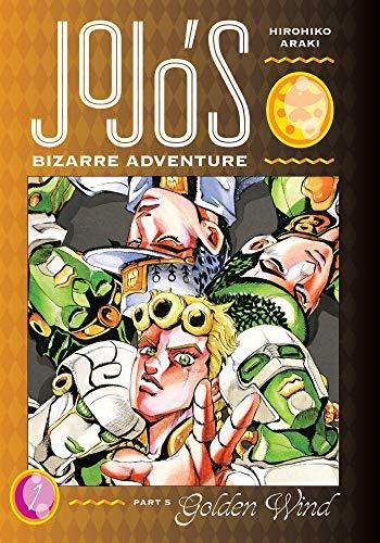 Jojo's Bizarre Adventure Golden Wind 1