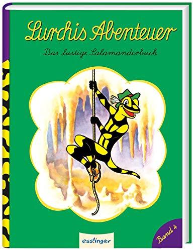 Das lustige Salamanderbuch: Band 4 (4) (Lurchis Abenteuer, Band 4)