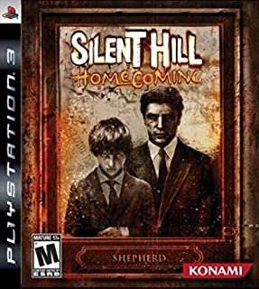 Silent Hill Homecoming by Konami for PlayStation 3