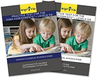 Practice Test for the Iowa Assessments Levels 5/6 by Bright Kids NYC (2013-05-03)