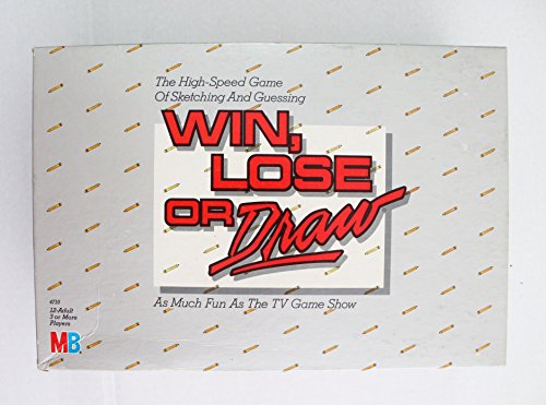 Win, Lose or Draw - Original Edition (1987)