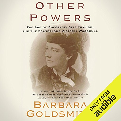 Other Powers audiobook cover art