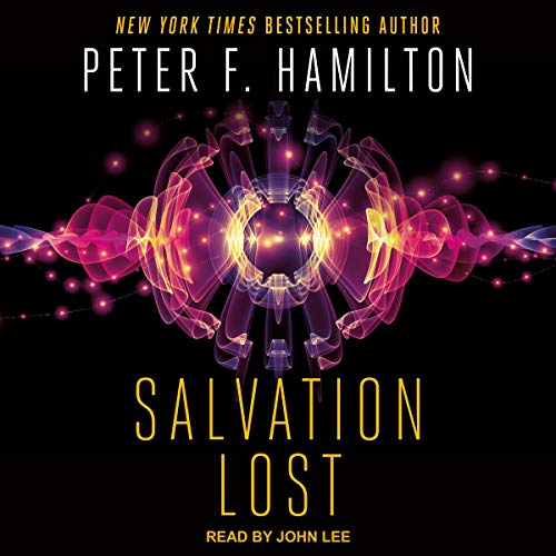 Salvation Lost audiobook cover art