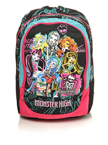 Monster High Zaino Nero