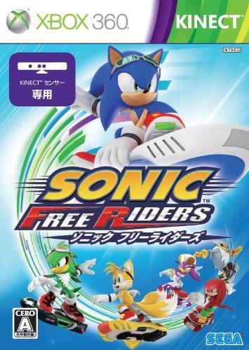 Sonic Free Riders Japan Finally popular Super sale brand Import
