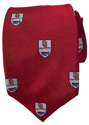 ROBERT TALBOTT Best of Class Men's University of Oklahoma Sooners RED Finest Silk Handmade Necktie