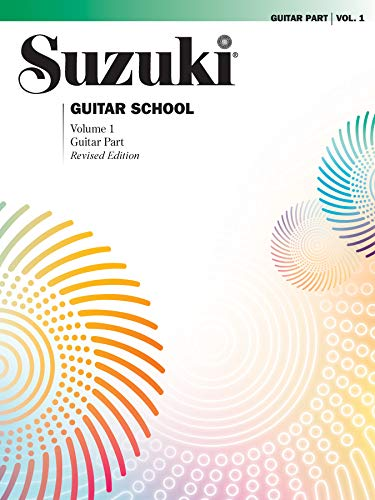 Suzuki Guitar School Guitar Part, Volume 1 (Revised): Guitar Part Resived Edition