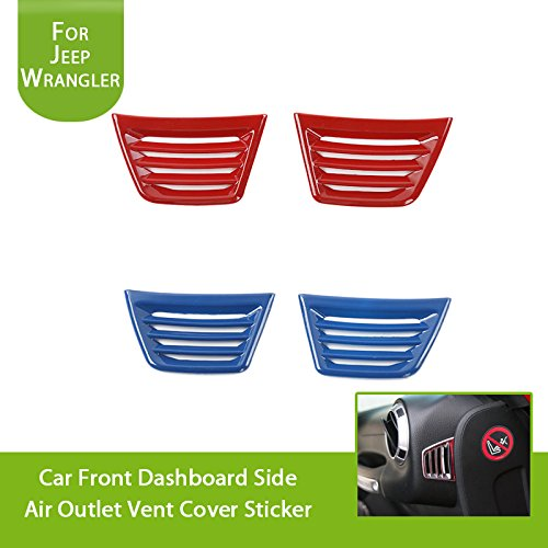 jeep ac vent cover - 5