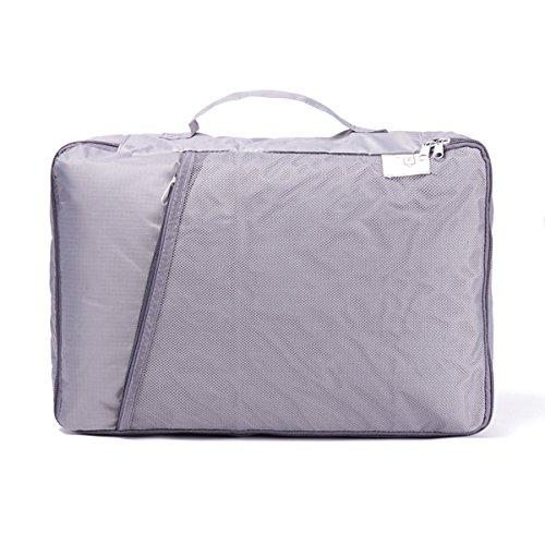 Trihedral-X Draagbare reisverpakking cosmetica-tas organizer opbergdoos toiletartikelen waterdichte tas Kleur 01.