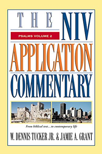 Image of Psalms, Volume 2 (The NIV Application Commentary)