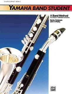 Yamaha Band Student, Book 2: B-Flat Clarinet (Yamaha Band Method)