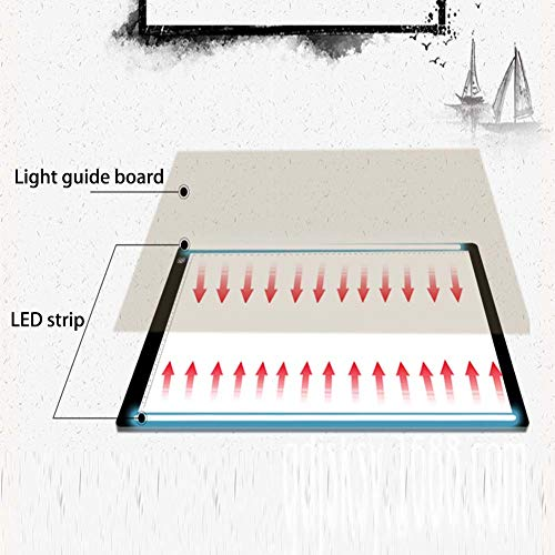 Copy Board Mesa de Luz Dibujo,A2 LED Mesas de Dibujo Light Pad ...