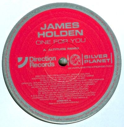 James Holden - One For You - Direction Records