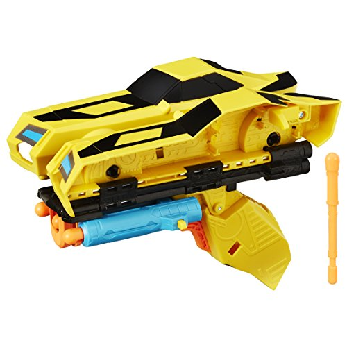 Transformers - B1521eu40 - Figurine Cinéma - Rid Pistolet - Bumblebee