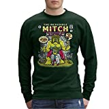Cloud City 7 The Incredible Mitch Regular Show Men's Sweatshirt