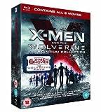 X-Men And The Wolverine Adamantium Collection [Edizione: Regno Unito] [Reino Unido] [Blu-ray]