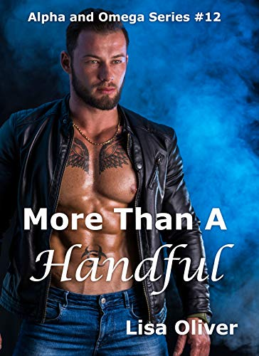 More Than A Handful (Alpha and Omega series Book 12) (English Edition)