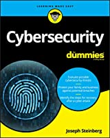 Cybersecurity For Dummies Front Cover