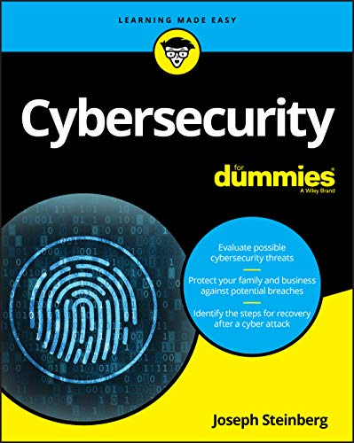 Cybersecurity For Dummies (For Dummies (Computer/Tech))