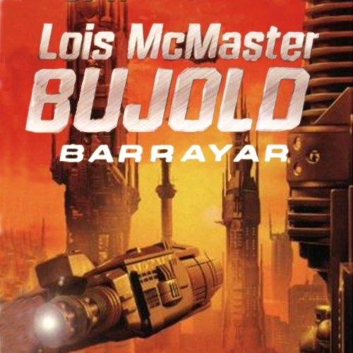 Barrayar audiobook cover art
