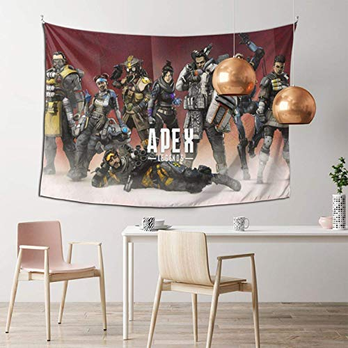 Ap-Ex Lege-Nds Fashion Tapestry Tapestry Hanging For Adult Kids Gifts Art Home Decorations Bedroom Living Room Office Decorative Tapestry 60x40 Inches Cover