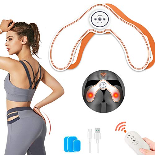 Po Trainer EMS Trainingsgerät zur gezielten Stimulation der Po Muskulatur, Muskelaufbau, EMS Hüfttrainer - Elektro Stimulationsgerät Po Muskeln