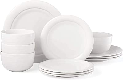 Lenox Aspen Ridge 12-piece Dinnerware Set Dinner salad bowl New in box
